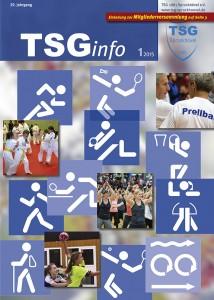 TSGinfo 1/2015 Titel