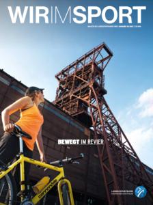 Wir im Sport – Magazin des LSB NRW – 4/2021