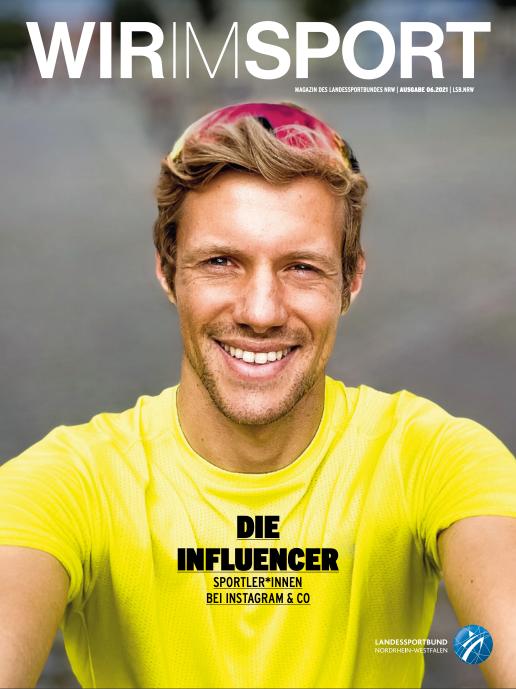 Wir im Sport – Magazin des LSB NRW – 6/2021